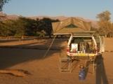 Brandberg - Camping