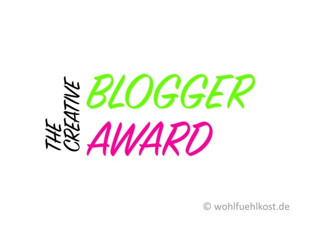 Ich wurde nominiert…