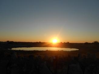 Sonnenaufgang - Fishers Pan
