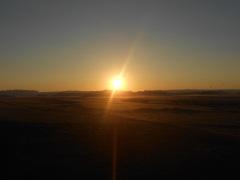 Sossusvlei Sonnenaufgang