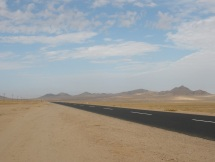 Richtung Kolmannskuppe