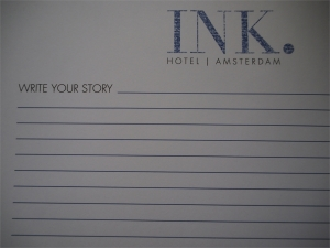 The INK Amsterdam
