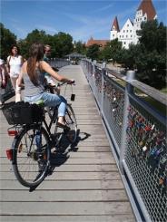 Ingolstadt Radfahren