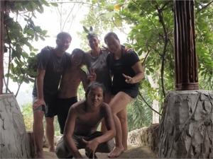 Aus dem Dschungel